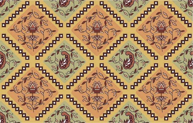 Индонезия батик дизайн