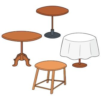 Набор таблиц