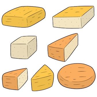 豆腐のセット