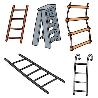 はしごのセット