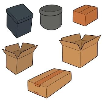 箱のセット