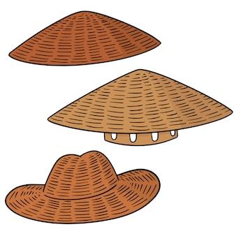 Набор соломенной шляпы