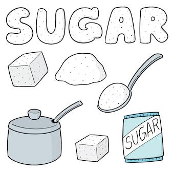 砂糖のセット