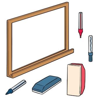 Набор доски и пишущего оборудования