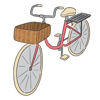 漫画自転車
