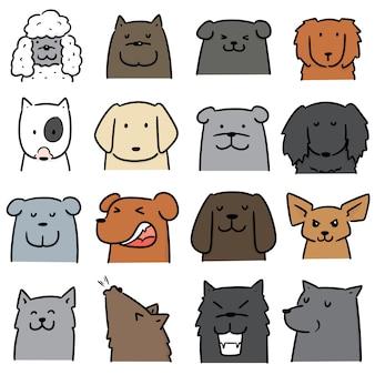 Набор собаки