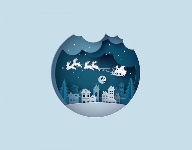 Иллюстрация с новым годом и рождеством