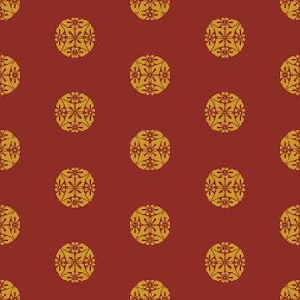 日本のシームレスなパターン