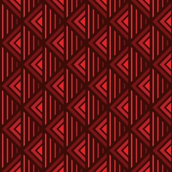 菱形のベクトルシームレスパターン