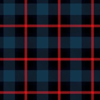 Шотландская клетка ткань