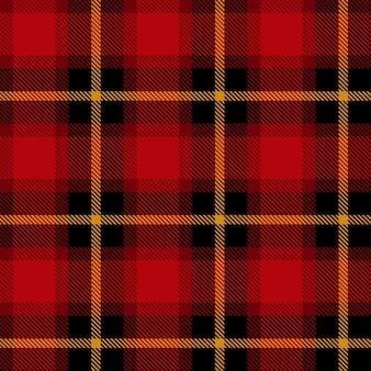 スコットランドのセル生地