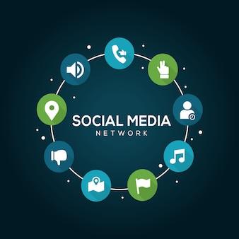 Концепция социальных медиа.