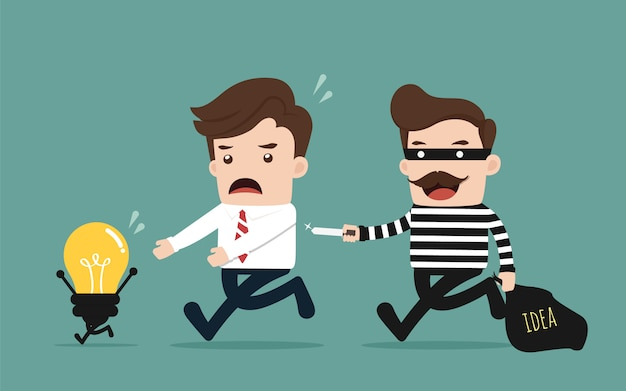 泥棒を盗むアイデア