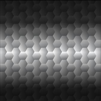 Шестиугольный фон