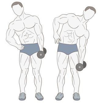 男性用トレーニング