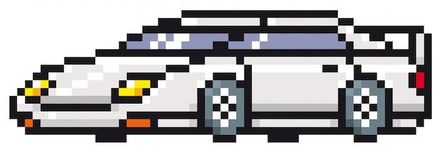 漫画のスポーツカー