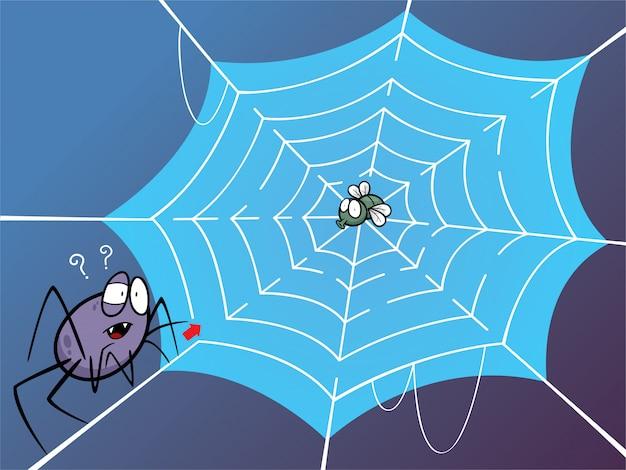 Образование лабиринт игры паутина