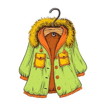 ジャケット。