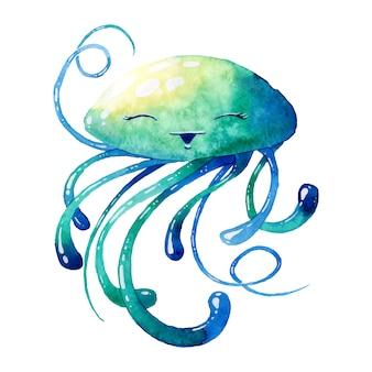 Медузы.
