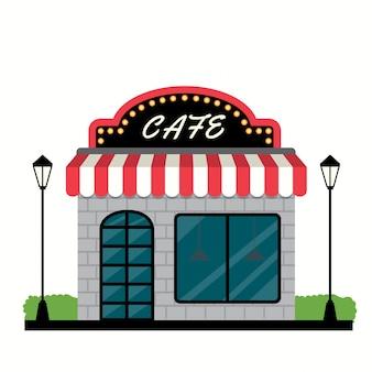 Кафе магазин