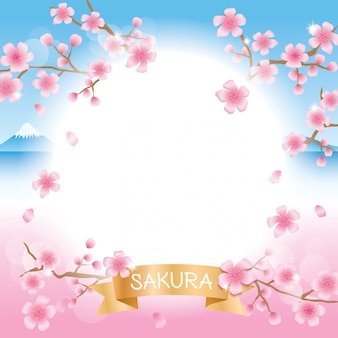 Сакура фудзи