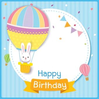 お誕生日おめでとうカード