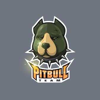 ピットブルのロゴ