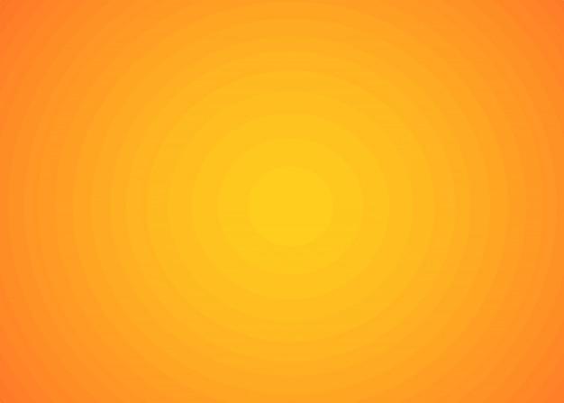 オレンジ色の抽象的な背景。