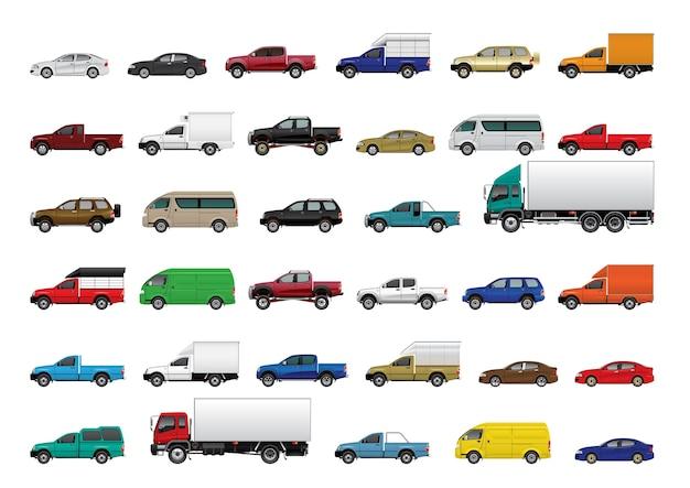 Легковые автомобили