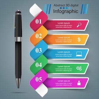ビジネスインフォグラフィックス