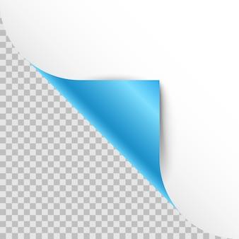 Бумажный баннер - деловая инфографика.
