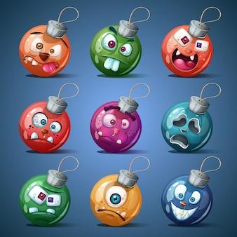 クリスマスボール。