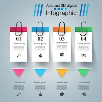 Маркетинговая инфографика