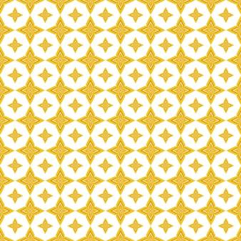 古代のタイ風装飾用シームレスパターン