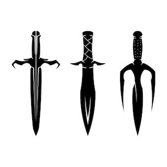 剣シルエットコレクション