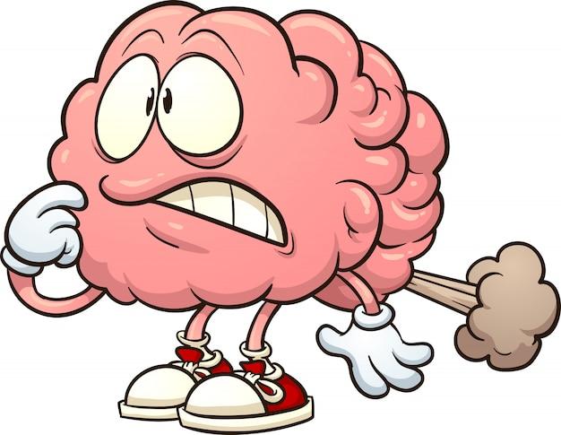 脳のおなら
