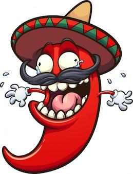 メキシコの唐辛子