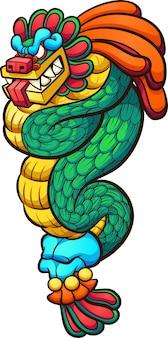 ケツァルコアトル神