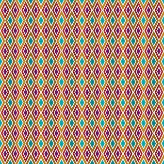 正方形の青幾何学的な抽象的な背景