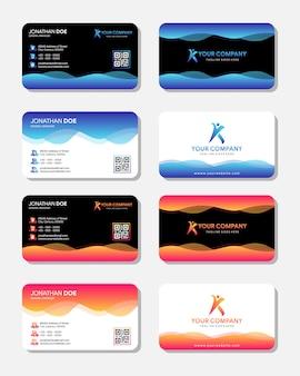 Набор визиток