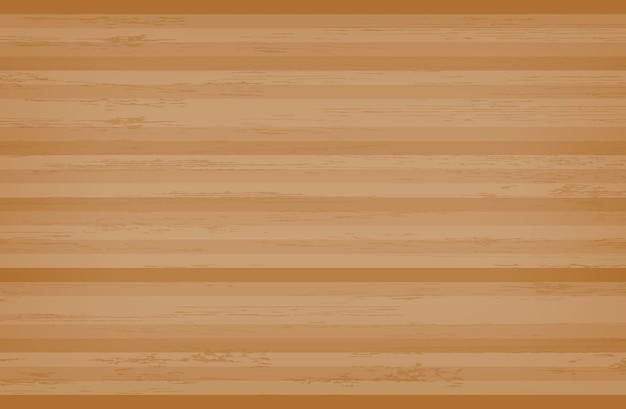 広葉樹のカエデバスケットボールコートの床。