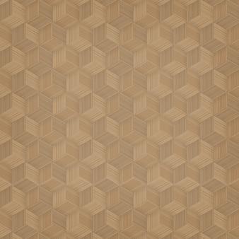 竹かごのパターン背景。