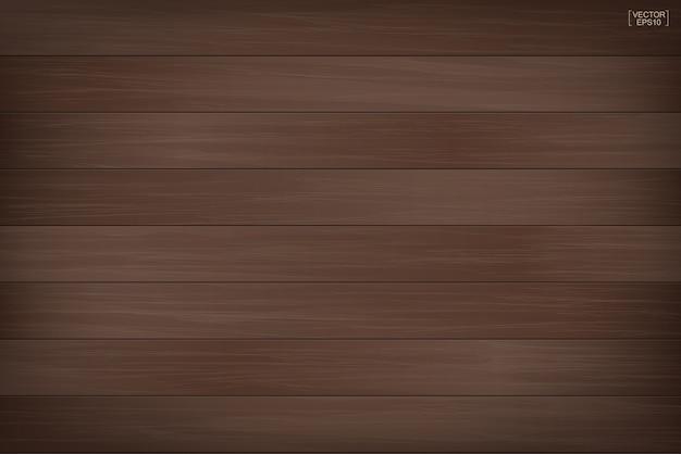 背景の茶色の木のテクスチャ。