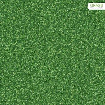 背景の緑の芝生のテクスチャ。