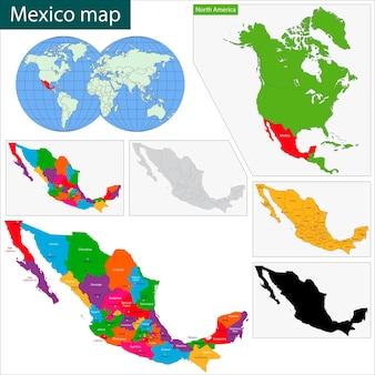 マレーシア地図
