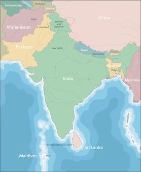 南アジアの真央