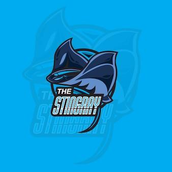 Логотип ската