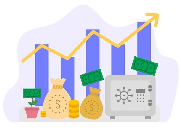 経済成長ベクトル図の概念