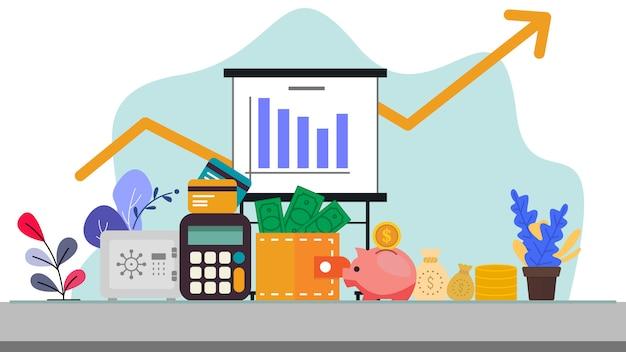 財務実績、統計レポート