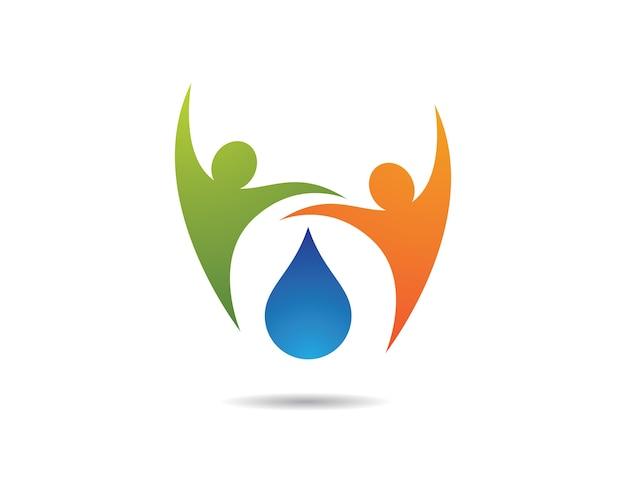 Иллюстрация символа экологии